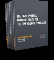 Three Essentials Coaching Habits