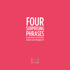 Four Surprising Phrases