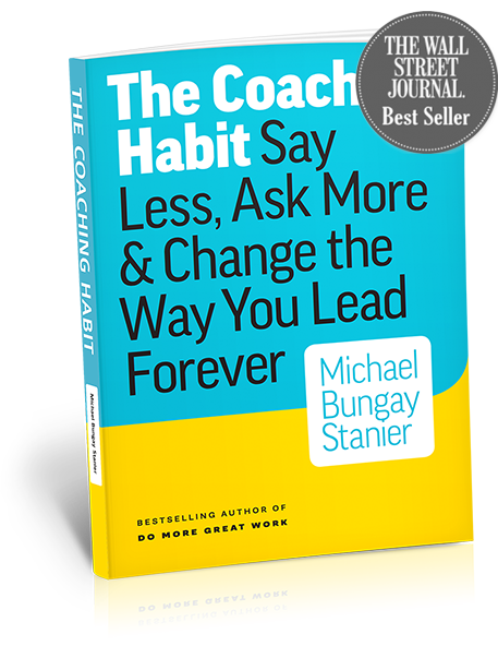 Coaching Habit Book