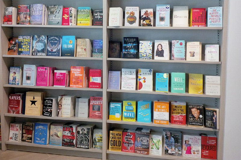 Coaching Habit Bookshelf