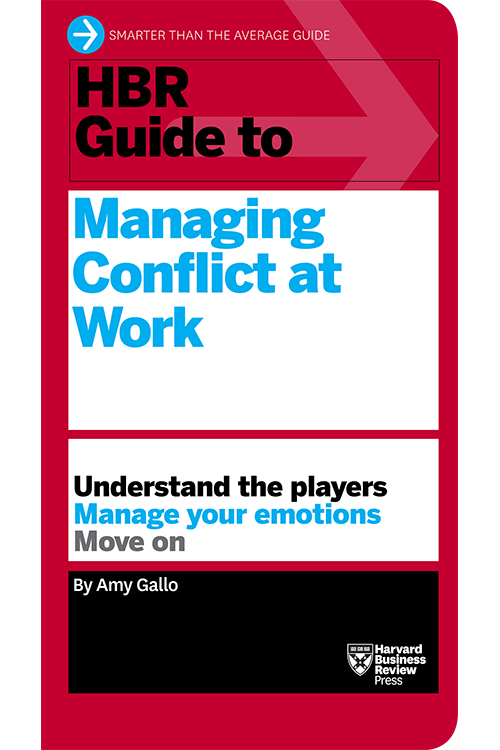 conflict management guide Conflict management a mock mediation or staged conflict scenarios to practice these skills, creating a conflict management guide sheet for distribution.