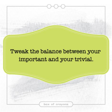 Tweak-the-balance