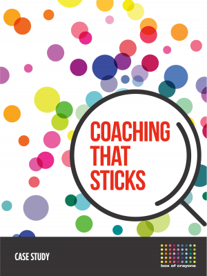 Coaching That Sticks cover